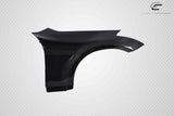 For 2003-08 Nissan 350Z Z33 Carbon Fiber Demon Front Fenders - 2 Piece #115558