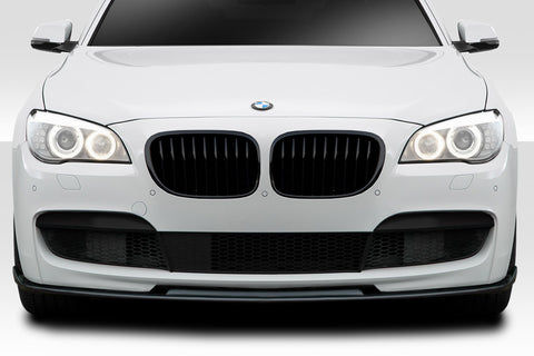 Fits 2009-2015 BMW 7 Series F01 F02 Duraflex M Tech Front Lip - 1 Piece  #115783