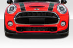 Fits 2014-2020 Mini Cooper S F55 F56 F57 Duraflex J Spec Front Lip Under Spoiler  #115808