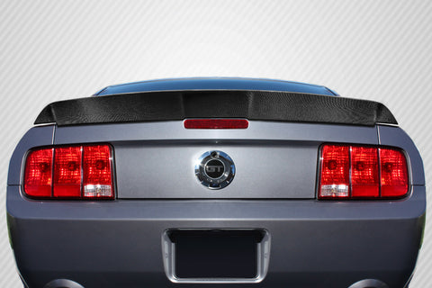 Fits 2005-2009 Ford Mustang Carbon Fiber MPX Rear Wing Spoiler   #115832