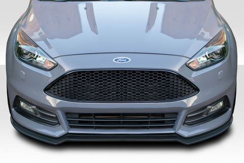 Fits 2015-2018 Ford Focus ST Duraflex Max Front Lip Under Spoiler -1 Piece  #115905