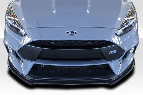 Fits 2016-2018 Ford Focus RS Duraflex Max Front Lip Under Spoiler -1 Piece #115907