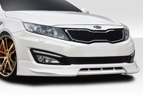 Fits 2011-2013 Kia Optima Duraflex CPR Front Lip Under Spoiler - 1 Piece  #116099