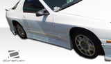For 1986-1991 Mazda RX-7  Duraflex GP-1 Side Skirts Rocker Panels - 2 Piece  #100727