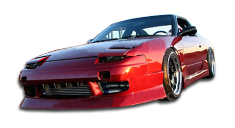 Fits 1989-1994 Nissan 240SX S13 HB Duraflex Type U Body Kit - 4 Piece  #103627