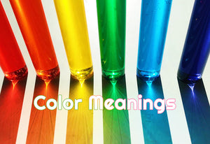 Color Meanings in Your Home in a Nutshell