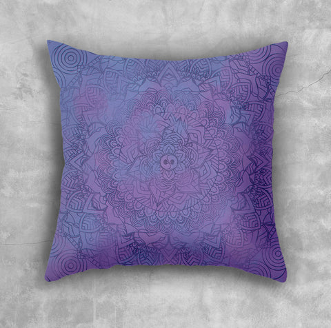 Purple Cushion - Brandless Artist