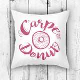 Donut Birthday Gift for Food Lover, Carpe Donut Home Decor | Brandless Artist