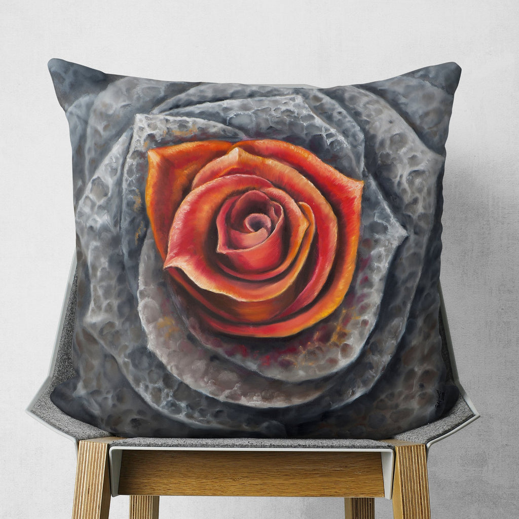 Succulent Pillow - Unique Throw Pillow for Couch | Brandless Artist