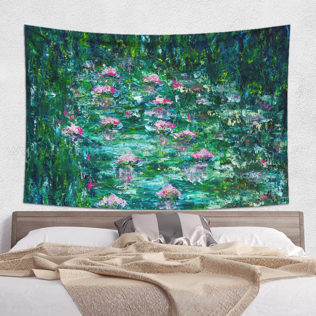 Impressionism Wall Hanging Abstract Home Decor | Brandless Artist