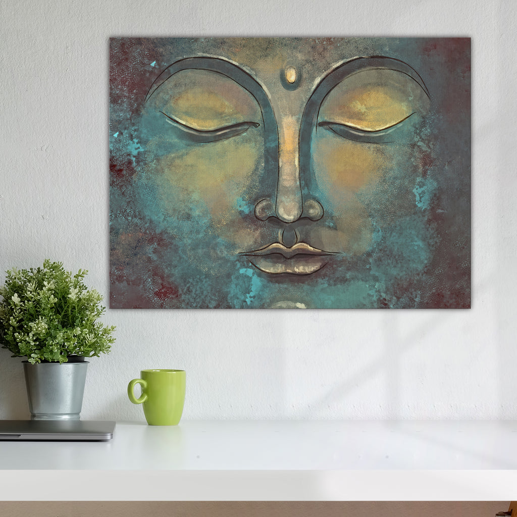 Buddha Canvas Art - Buddha Wall Art | Brandless Artist