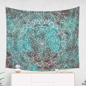 Hippie Mandala Tapestry Sacred Spiritual Wall Hanging For Living Room | Brandless Artist