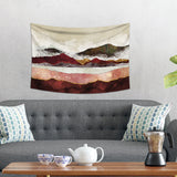 Nature Tapestry - Foggy Mountain Wall Tapestry Boho Home Decor | Brandless Artist