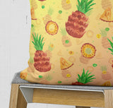 Pineapple Pattern Pillow - Happy Summer Home Decor | Brandless Artist