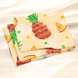 Pineapple Beach Towel - Tropical Beach Towel | Brandless Artist