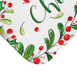 Christmas Bath Mat - Funny Xmas Bathroom Decor