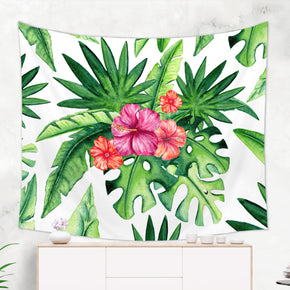 Tropical Tapestry - Tropical Wall Tapestry | Brandless Artist