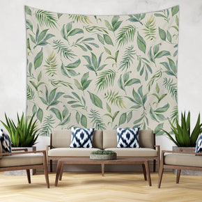 Vintage Botanical Tapestry -  Greenery Tapestry | Brandless Artist