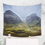 Scottish Mountain Tapestry - Mountain Tapestry | Brandless Artist