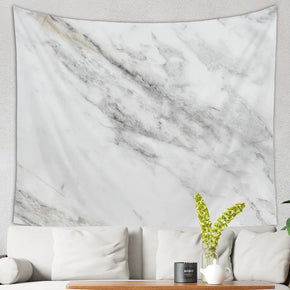 Marble Tapestry Modern Gray Wall Hanging for Modern Home | Brandless Artist