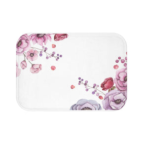 Gentle Flower Bath Mat