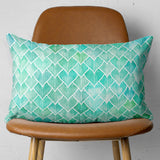 Rectangle Greenery Throw Pillow - Couch Pillow | Brandless Artist