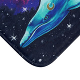 Floating Whale Bath Mat - Brandless Artist