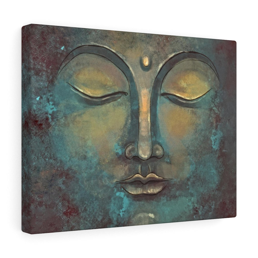 Buddha Canvas Wall Art - Canvas Buddha Wall Art | Brandless Artist