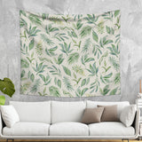 Botanical Wall Hanging over Couch in Livingroom  | Brandless Artist