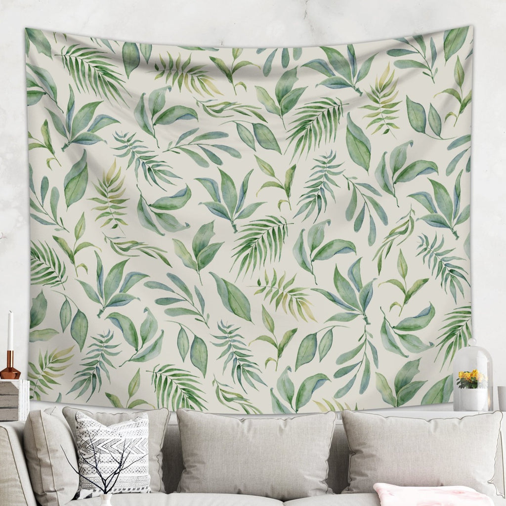 Vintage Botanical Wall Tapestry Affordable Home Decor  | Brandless Artist