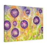 Floral Canvas Print - Floral Painting on Canvas | Brandless Artist
