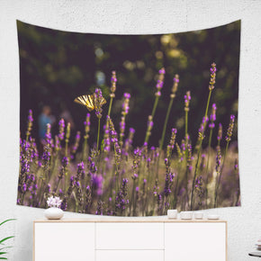 Lavender Tapestry - Floral Wall Hanging for Her | Brandless Artist