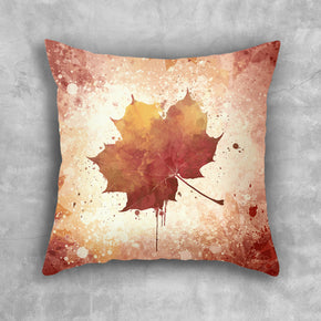 Autumn Pillow in Square Shape with Zipper - Fall Home Decor | Brandless Artist