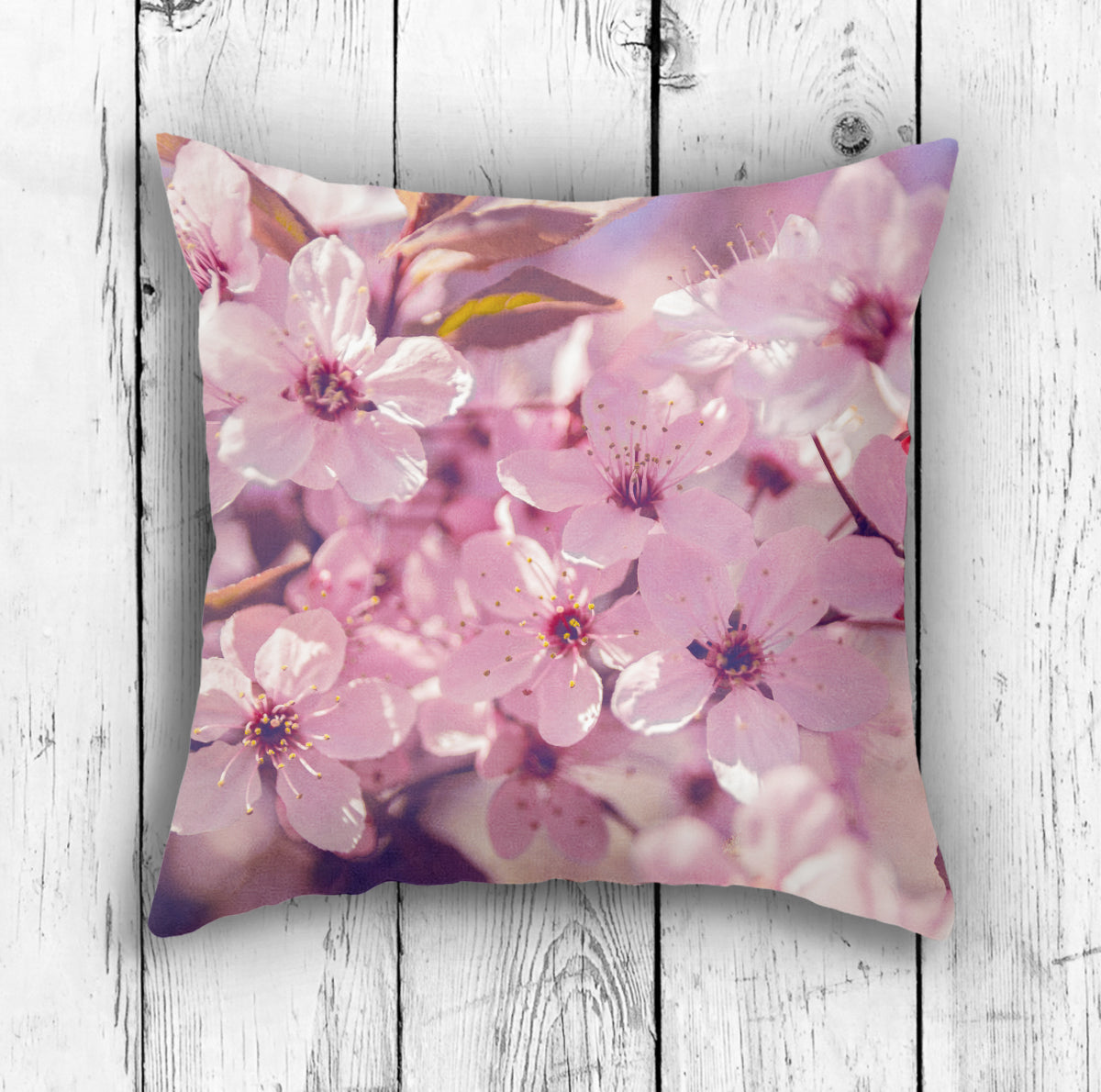 Flower Decor For her Spring Throw Pillow | Brandless Artist