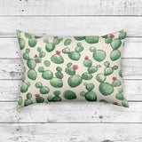 Cactus Pillow Fun Desert Pillow in Rectangle Shape | Brandless Artist