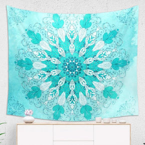 Sea Mandala Wall Tapestry - Brandless Artist