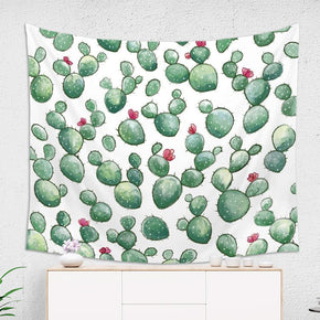 Cactus Wall Tapestry - Boho Room Decor | Brandless Artist