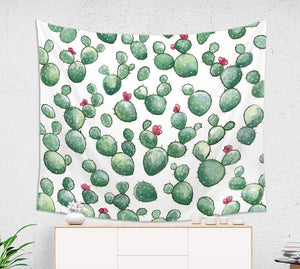 Cactus Wall Tapestry - Brandless Artist