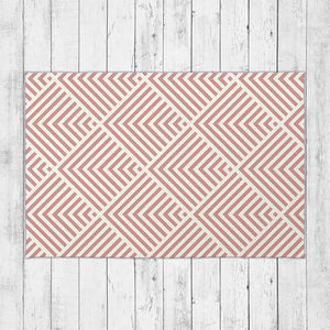 Bold Graphic Stripe Area Rug - Brandless Artist
