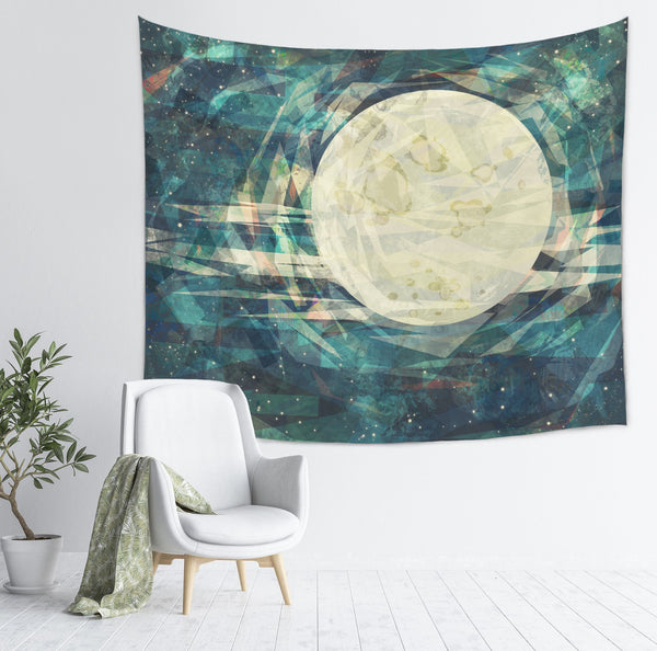 Moon Tapestry - Brandless Artist