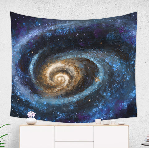 Galaxy Tapestry - Brandless Artist