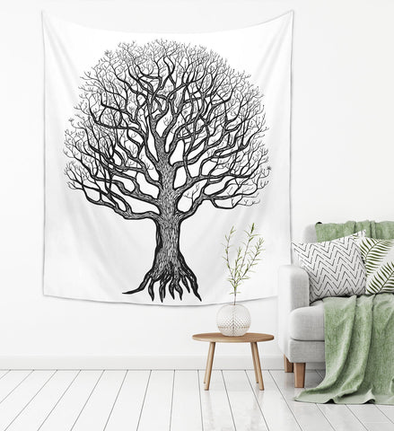 Tree of Life Tapestry - Brandless Artist