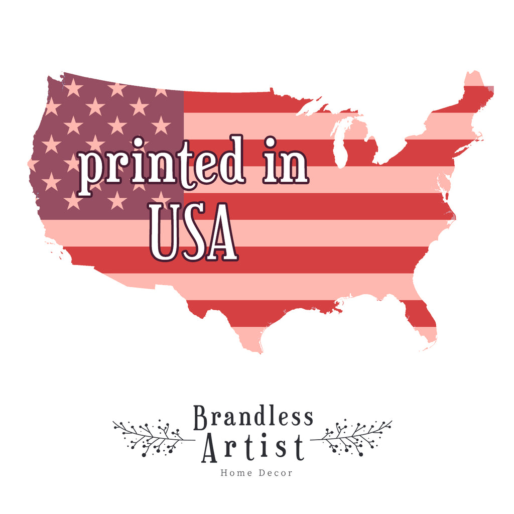 Wanderlust Tapestry Made in USA | Brandless Artist