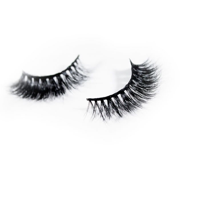 The Vivid Glam Dorothy 100% Mink Lash Strip