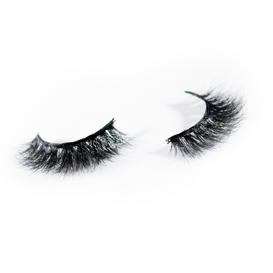 The Vivid Glam Lena 100% Mink Lash Strip