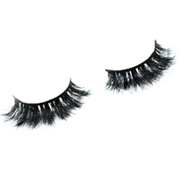 The Vivid Glam Red Carpet 100% Mink Lash Strip