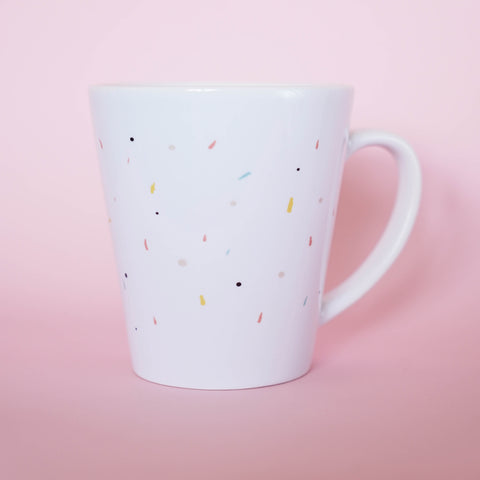Fun Days Only - Conical Mug