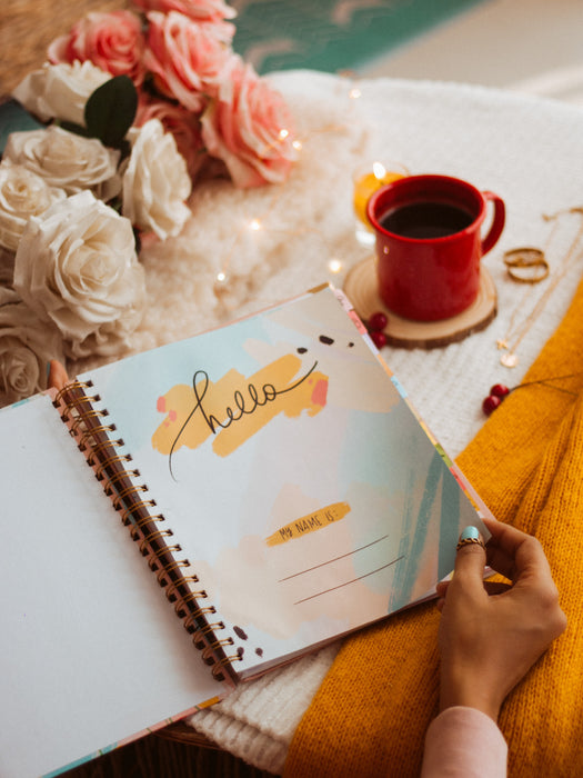 Beyond Boundaries 2019 - Yearly Planner (Polka)