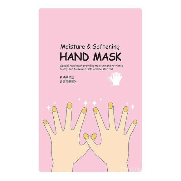 Moisture and Softening Hand Mask