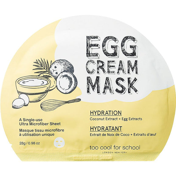 Egg Cream Mask - Hydration